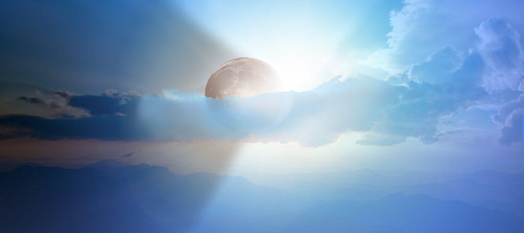 La nouvelle lune du 11 août 2018
