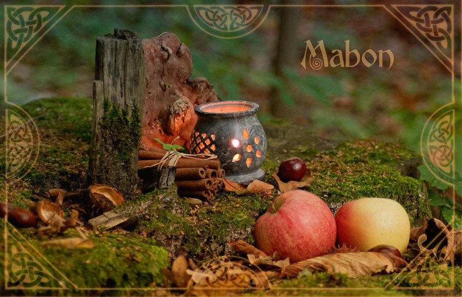 Mabon équinoxe d'automne entre le 21 septembre et le 23 septembre