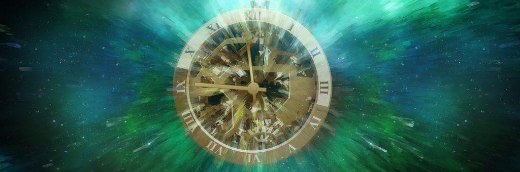 Le temps et l'espace, une illusion très convaincante