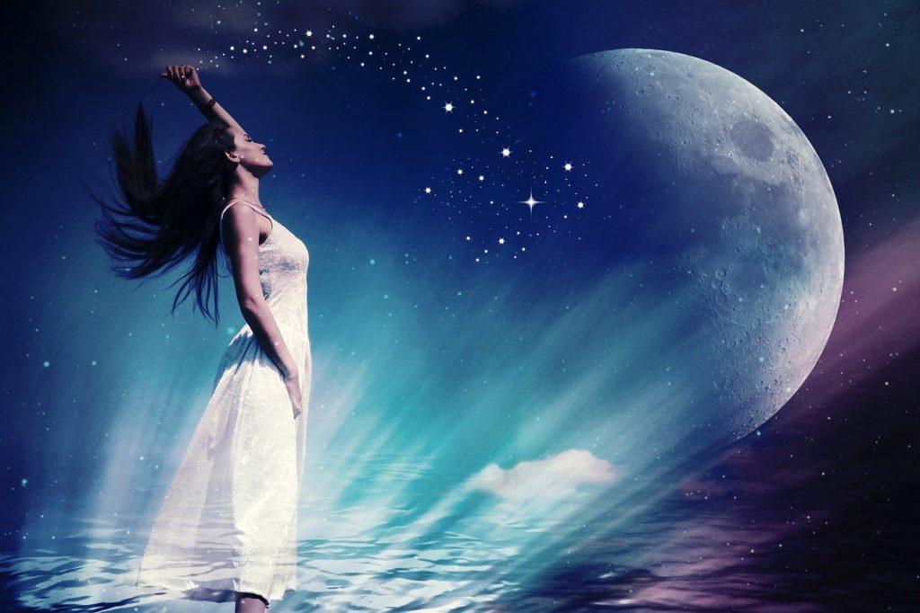 La pleine lune du 2 septembre 2020