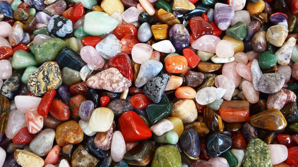 Comment agissent les pierres?